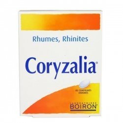 Coryzalia Rhumes Rhinites 40 Comprimés orodispersibles