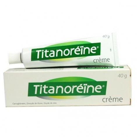 Titanoréïne Crème 40g pas cher, discount