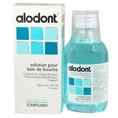 Alodont Solution pour Bain de Bouche 200 ml pas cher, discount