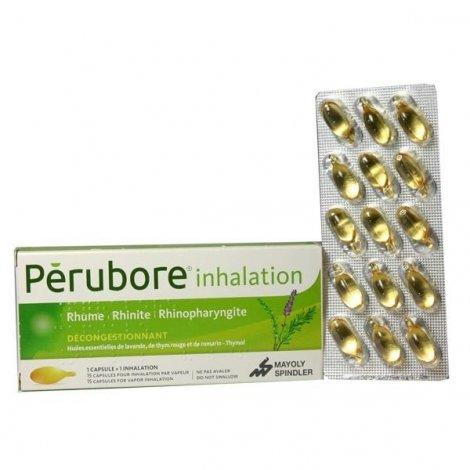 Pérubore Inhalation 15 Capsules pas cher, discount