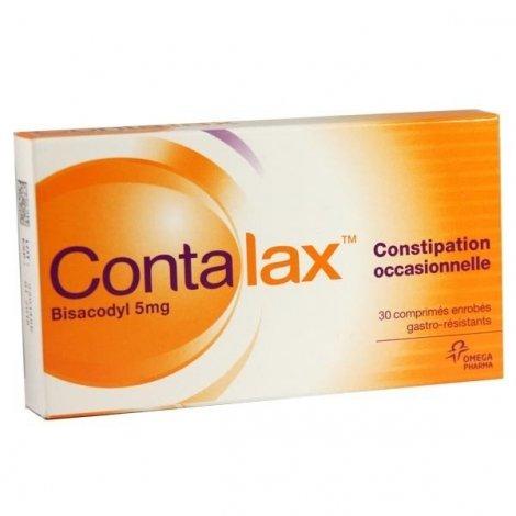Contalax Constipation Occasionnelle 30 Comprimés gastro-résistants pas cher, discount