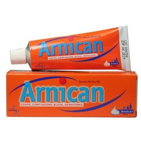 Arnican 4% Crème 50 g pas cher, discount