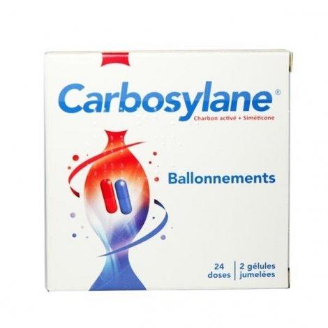 Carbosylane Ballonnements 48 Gélules pas cher, discount