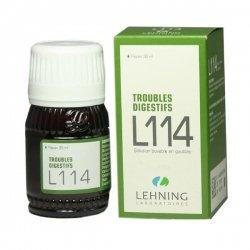 Lehning L114 Troubles Digestifs 30 ml