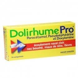 DolirhumePro 16 Comprimés pas cher, discount