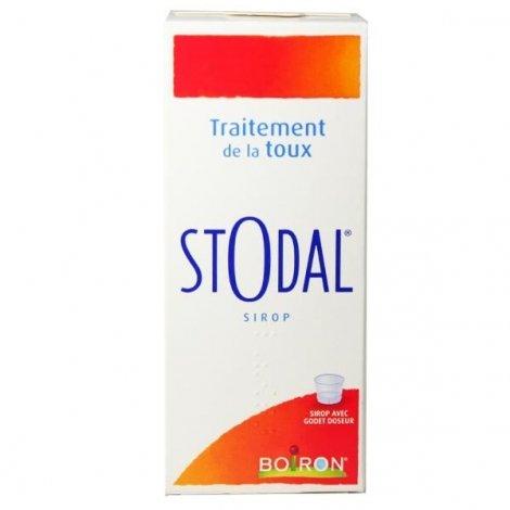 Boiron Stodal Sirop Traitement de la Toux 200 ml pas cher, discount
