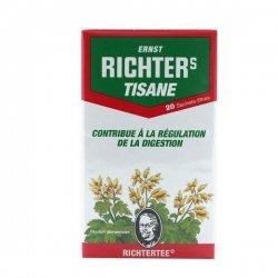 Tisane Richter's Contribue à La Régulation de La Digestion 20 Sachets-Filtres pas cher, discount