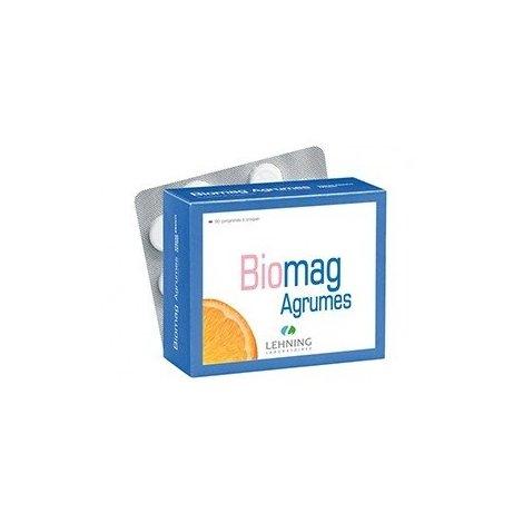Biomag Agrumes Stress Anxiété Fatigue 90 Comprimés à croquer pas cher, discount