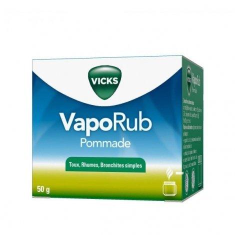Vicks VapoRub Pommade 50g pas cher, discount