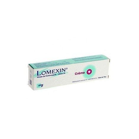 Lomexin 2% Crème 30 g pas cher, discount